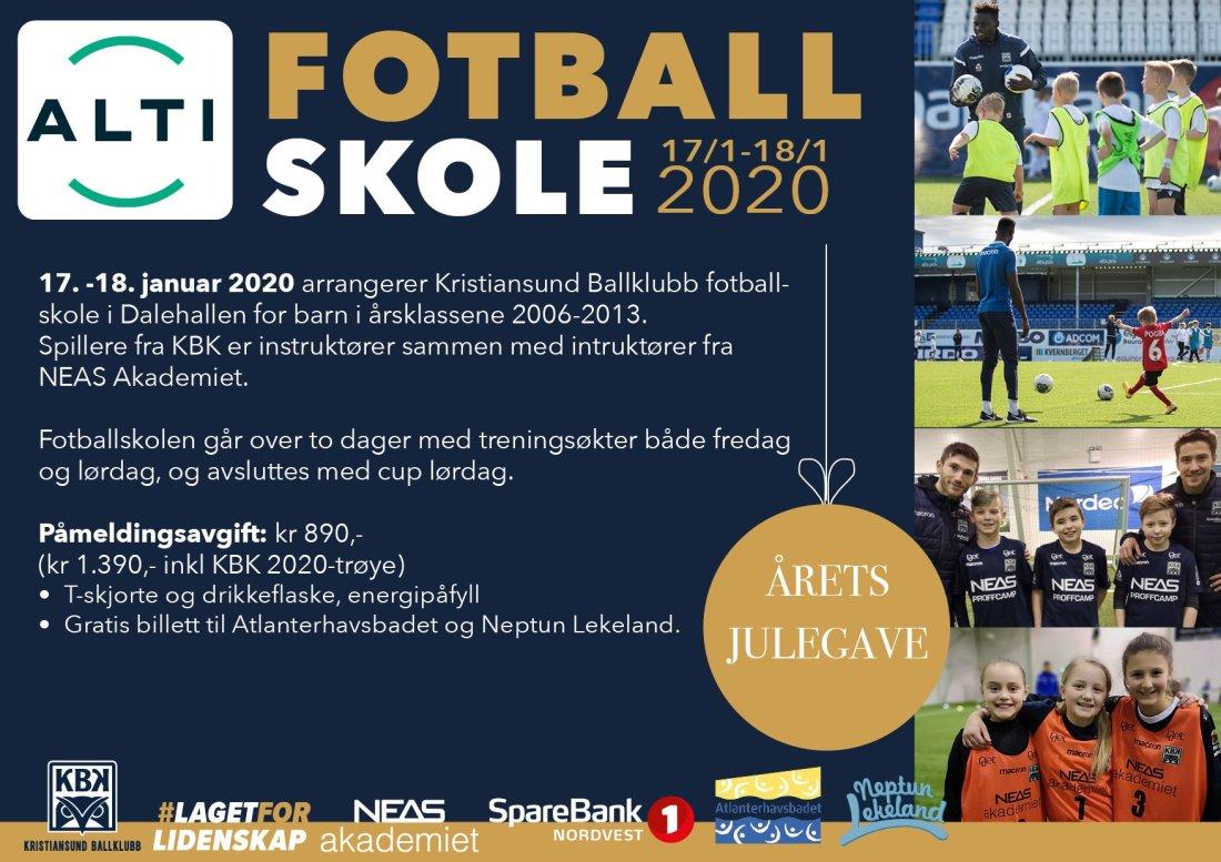ALTI Fotballskole
