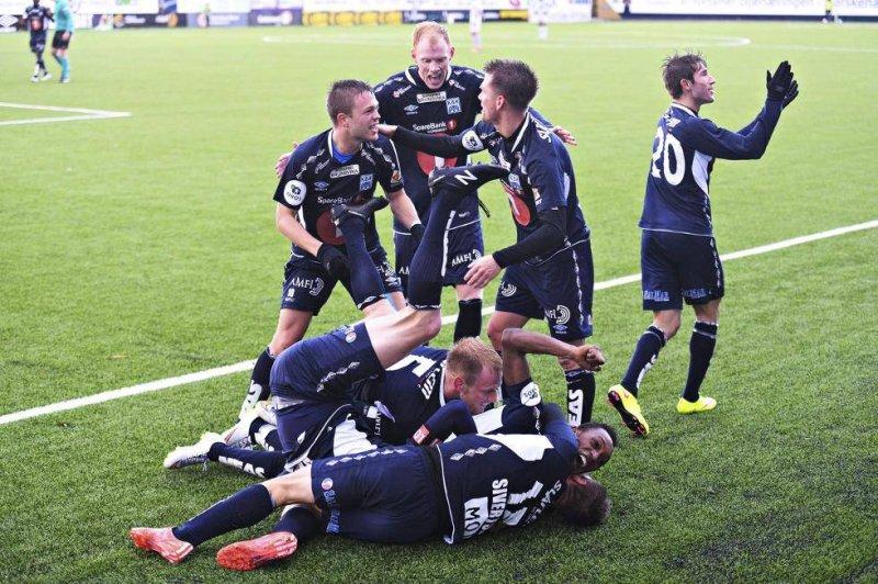 Laget for lidenskap er klar for Eliteserien<br />
