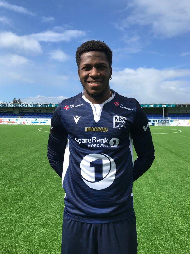 Faris Pemi er klar for Kristiansund Ballklubb.