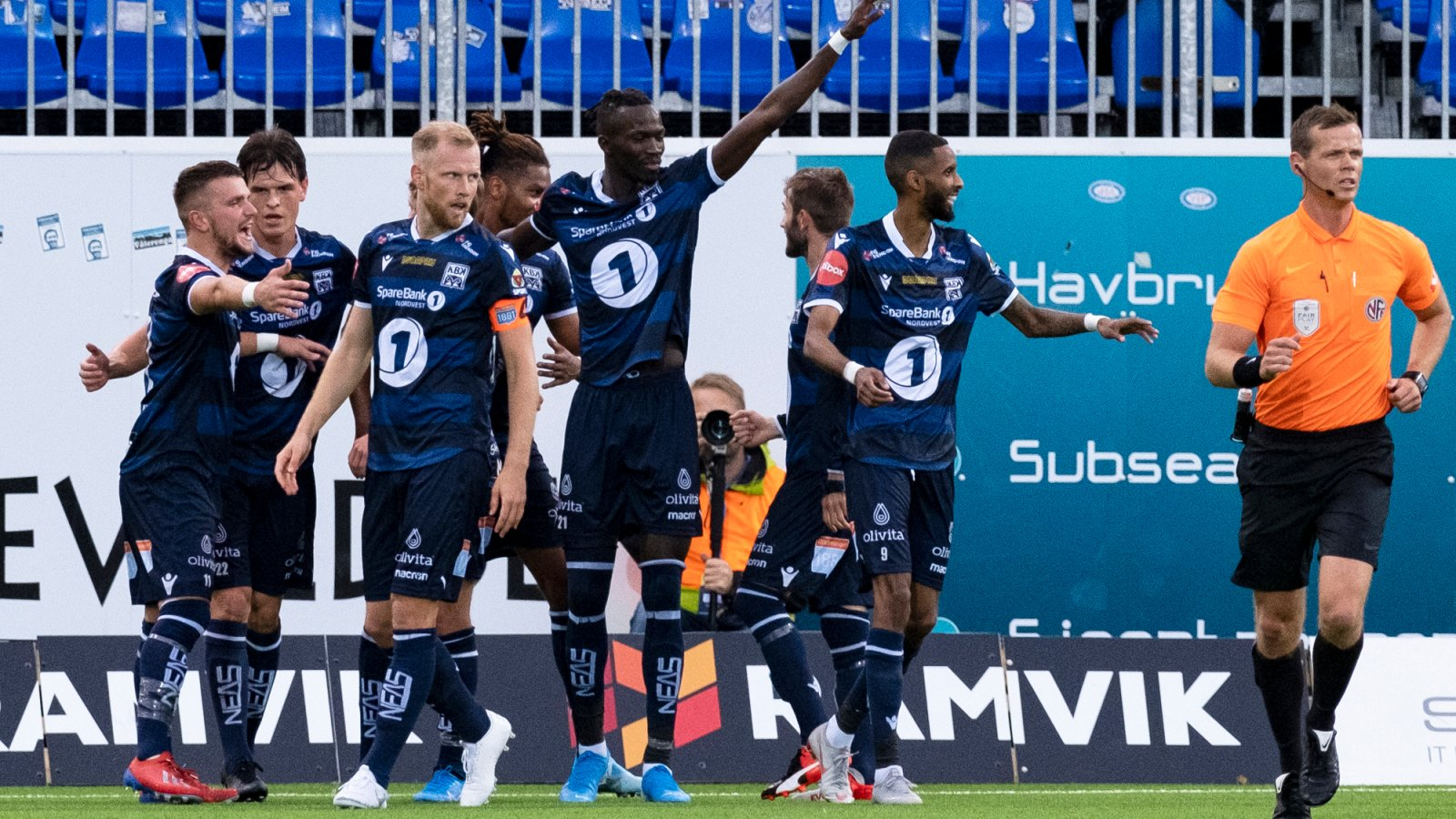 KBK med knusende seier over Mjøndalen / Kristiansund