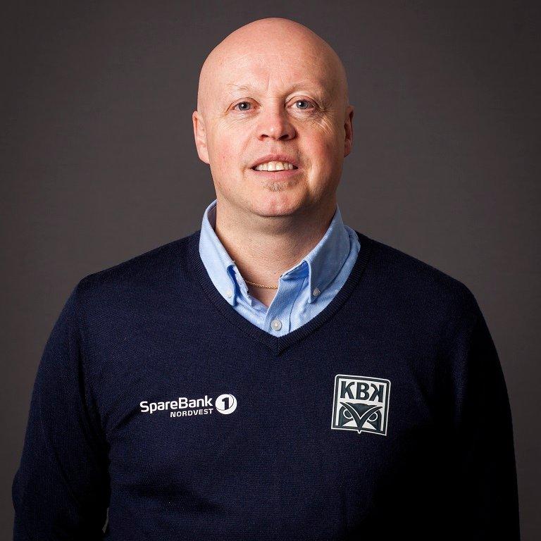 Daglig leder i KBK, Kjetil Thorsen.