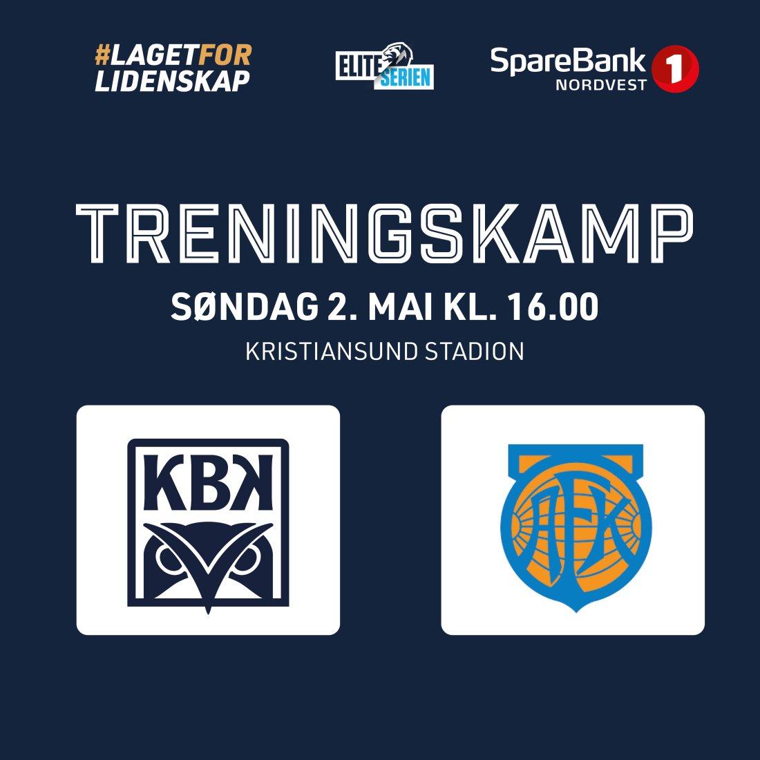 KBK AAFK_treningskamp 2.5.2021